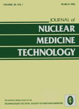 Journal of Nuclear Medicine Technology: 10 (1)