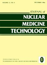 Journal of Nuclear Medicine Technology: 12 (4)