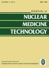 Journal of Nuclear Medicine Technology: 17 (2)