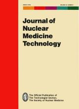 Journal of Nuclear Medicine Technology: 20 (1)