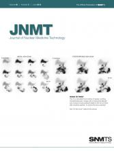 Journal of Nuclear Medicine Technology: 40 (2)