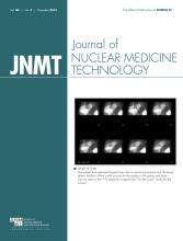 Journal of Nuclear Medicine Technology: 40 (4)