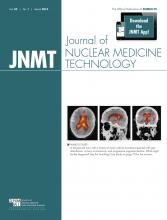 Journal of Nuclear Medicine Technology: 42 (1)