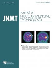 Journal of Nuclear Medicine Technology: 44 (2)