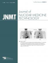 Journal of Nuclear Medicine Technology: 44 (4)
