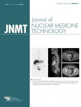 Journal of Nuclear Medicine Technology: 45 (1)
