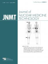 Journal of Nuclear Medicine Technology: 45 (3)