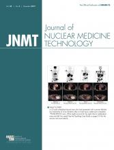 Journal of Nuclear Medicine Technology: 45 (4)