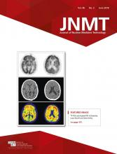 Journal of Nuclear Medicine Technology: 46 (2)