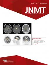 Journal of Nuclear Medicine Technology: 46 (3)
