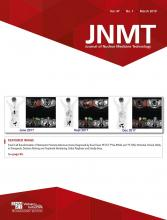 Journal of Nuclear Medicine Technology: 47 (1)