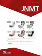 Journal of Nuclear Medicine Technology: 47 (2)