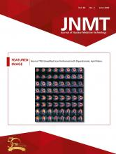 Journal of Nuclear Medicine Technology: 48 (2)
