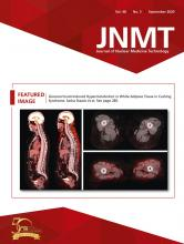 Journal of Nuclear Medicine Technology: 48 (3)