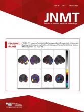 Journal of Nuclear Medicine Technology: 49 (1)