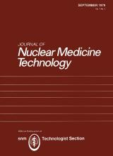 Journal of Nuclear Medicine Technology: 7 (3)