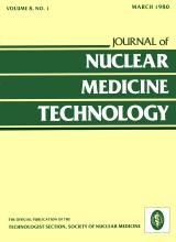 Journal of Nuclear Medicine Technology: 8 (1)